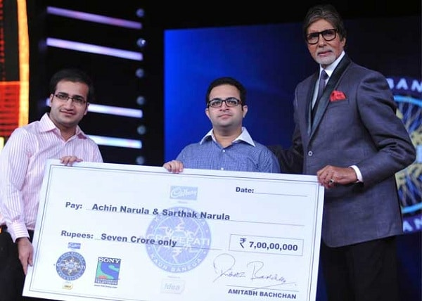 Aircel Lottery Winners 2021